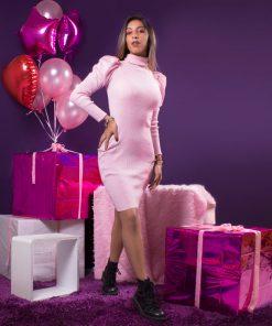 vestido-tejido-hilo-lana-cuello-alto-montreal-rosado-axspen